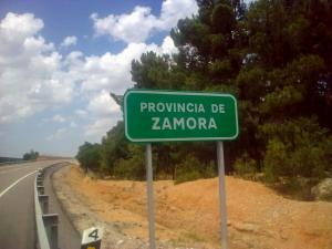 Zwischen Salamanca und Cubo del Vino