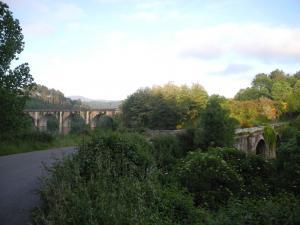 Zwischen Laxe und Ponte Ulla