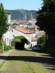 Vor Santiago de Compostela