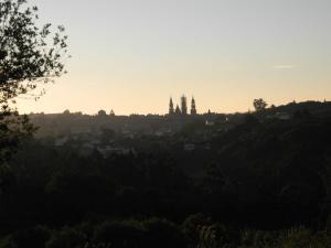 Zwischen Santiago und Ponte Maceira