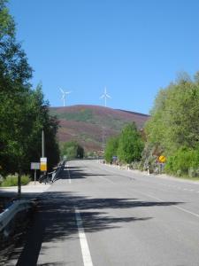 Aufstieg zum Padornelo-Pass
