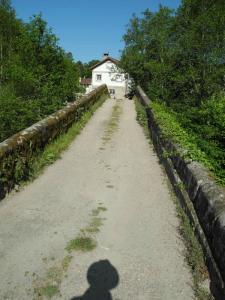Zwischen Ourense und Cea