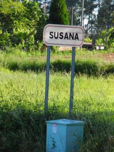 Zwischen Outeiro und Santiago