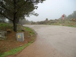 Zwischen Zafra und Los Santos de Maimona