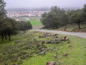 Vor Los Santos de Maimona