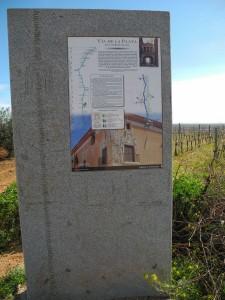 Zwischen Villafranca de los Barros und Torrmejía
